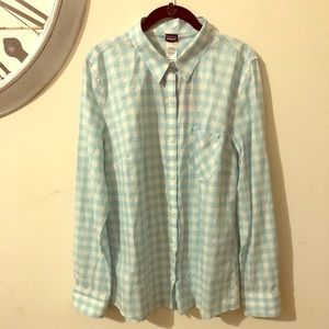 NWT Patagonia Women's Button Up